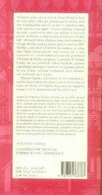 Giorgio strehler - 4ème de couverture - Format classique
