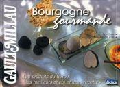 Bourgogne gourmande - Intérieur - Format classique