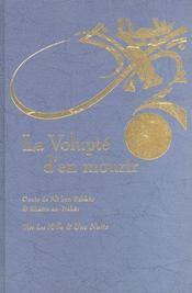 La Volupte D'En Mourir - Intérieur - Format classique
