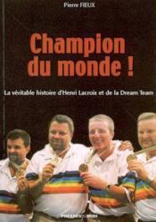 Champion du monde ! - Couverture - Format classique