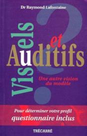 Visuel Ou Auditif ? Evolution - Couverture - Format classique