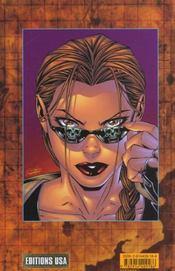 Tomb Raider T.5 - 4ème de couverture - Format classique