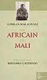 Africain du mali (un) - Couverture - Format classique
