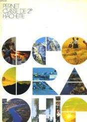 GEOGRAPHIE CLASSE DE 2e - Couverture - Format classique