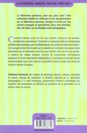 Donner Le Gout De Lire - 4ème de couverture - Format classique