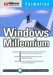 Formation windows millenium - Intérieur - Format classique