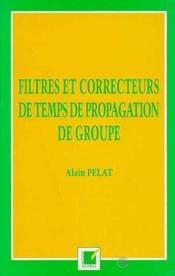 Filtres et correcteurs - Couverture - Format classique