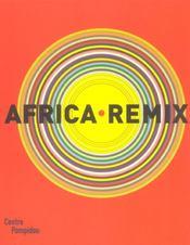 Africa remix - Intérieur - Format classique