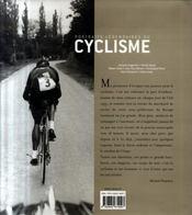 Portraits légendaires du cyclisme - 4ème de couverture - Format classique
