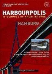 Harbourpolis ; 15 schools of architecture - Couverture - Format classique