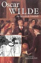 Oscar Wilde - Couverture - Format classique