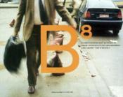 B8 Huit Regards Photographiques Sur Bruxelles - Couverture - Format classique