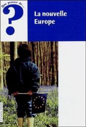 Nouvelle Europe - Couverture - Format classique