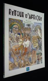 Retour D'Afrique - Couverture - Format classique