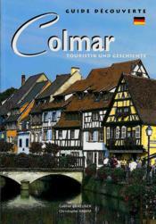Colmar, tourism and history - Couverture - Format classique