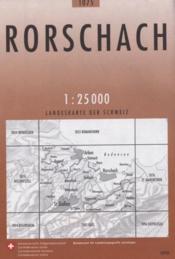 Rorschach - Couverture - Format classique