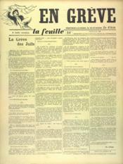 Feuille De Zo D'Axa (La) N°18 - Intérieur - Format classique