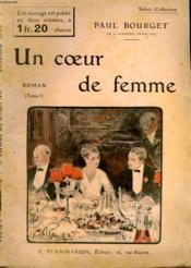 Un Coeur De Femme. Tome 1. Collection : Select Collection N° 232 - Couverture - Format classique