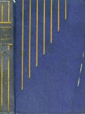 Le Petit. - Couverture - Format classique