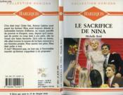 Le Sacrifice De Nina - No Way To Begin - Couverture - Format classique