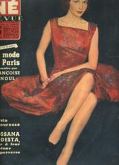 Cine Revue France - 36e Annee - N° 1 - Tout Ce Que Le Ciel Permet - Couverture - Format classique