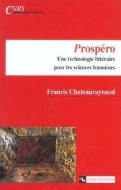 Prospero - Intérieur - Format classique
