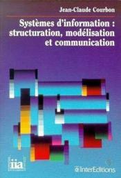 Systemes D'Information. Donnes Modeles - Couverture - Format classique