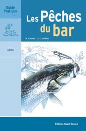 Les pêches du bar - Couverture - Format classique