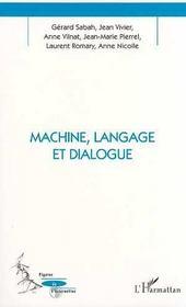 Machine, Langage Et Dialogue - Intérieur - Format classique