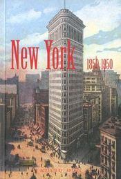 New york's buildings ; 1850-1950 - Intérieur - Format classique
