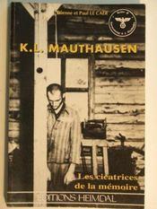 K.l. mauthausen - Intérieur - Format classique