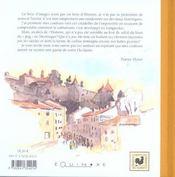 Balades en terres cathares - 4ème de couverture - Format classique