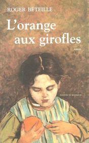 L'Orange Aux Girofles - Intérieur - Format classique