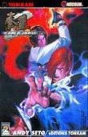 King Of Fighters T.2 - Couverture - Format classique