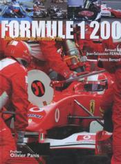 Une saison de grand prix f1 2003 - Couverture - Format classique