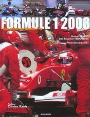 Une saison de grand prix f1 2003 - Intérieur - Format classique
