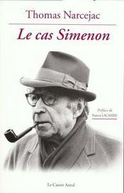 Le Cas Simenon - Intérieur - Format classique
