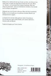 Saule (Le) - 4ème de couverture - Format classique