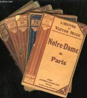 NOTRE DAME DE PARIS - N° 11 à 15 - Couverture - Format classique