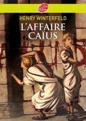 L'affaire Caïus - Intérieur - Format classique