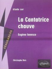 Ionesco ; la cantatrice chauve - Intérieur - Format classique