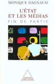 L'Etat Et Les Medias - Couverture - Format classique