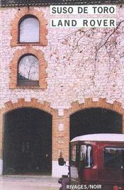 Land Rover - Intérieur - Format classique