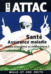 Sante Assurance Maladie - Intérieur - Format classique