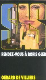 SAS t.33 ; rendez-vous à Boris Gleb - Couverture - Format classique