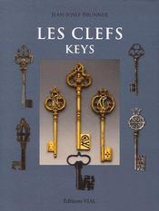 Les clefs - Couverture - Format classique