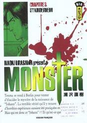 Monster t.3 ; 511Kinderheim - Intérieur - Format classique