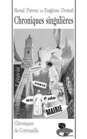 Chroniques De Cornouaille - Couverture - Format classique