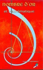 Nombre D'Or Et Mathematique - Intérieur - Format classique
