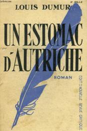 Un Estomac D'Autriche - Couverture - Format classique